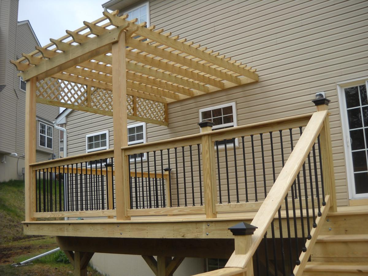 Pressure treated decking san diego deck builders pressure treated view details baanklon Image collections